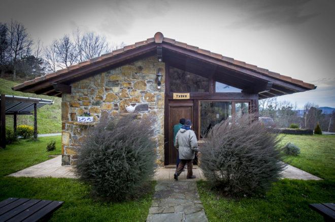 Euskadi cierra un a o excelente en turismo como destino preferido para casas rurales en navidad - Casa rural navidad ...