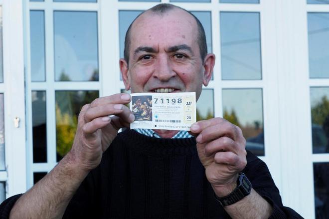 Comprobar Lotería: uno de los agraciados con El Gordo de la Lotería...