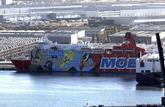 Ferry Moby Dick, más conocido como 'barco de Piolín
