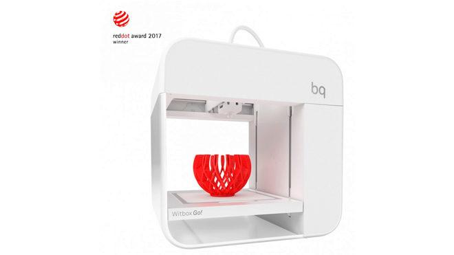 Probamos la Witbox Go!, la impresora 3D de BQ