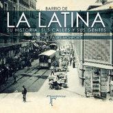 Portada del libro <em>El autor de La Latina. Su historia, sus calles y...