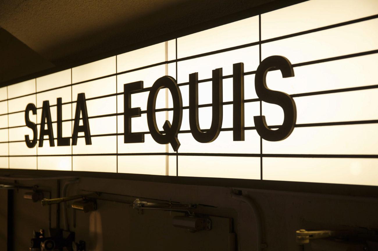 El antiguo Cine Alba ha reabierto en 2017 con dos salas de proyección...