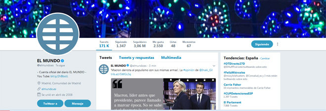 EEUU dice adiós a un archivo permanente de Twitter