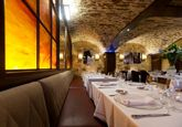 La nueva imagen del restaurante, ubicado en la planta baja, destaca...