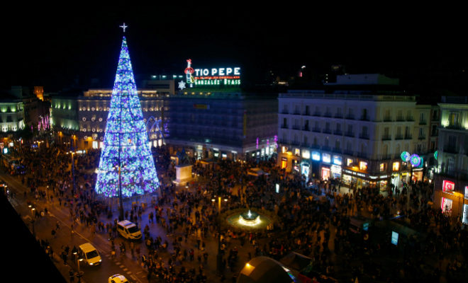 M s ojos velar n por la seguridad durante la nochevieja for Puerta del sol 2017