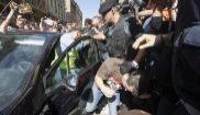 Guardia Civil: los independentistas intentaron liberar a un arrestado el 1-O