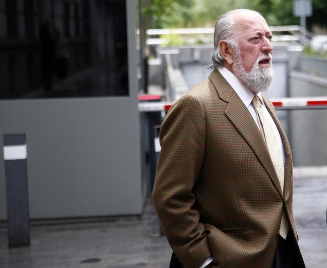 Eduardo Ameijide, ex presidente de Mercasa, que tuvo que dimitir tras ser imputado en el caso.