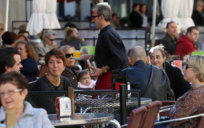 El sector de la hostelería carece de un convenio colectivo desde el año 2013.
