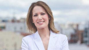 La periodista Silvia Intxaurrondo.