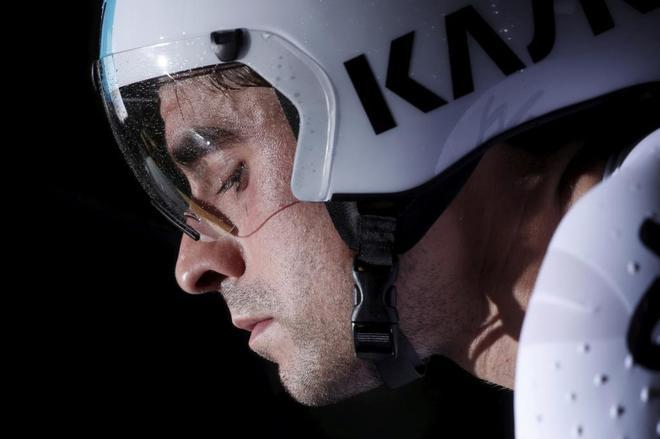 Landa, durante una etapa del pasado Tour de Francia.
