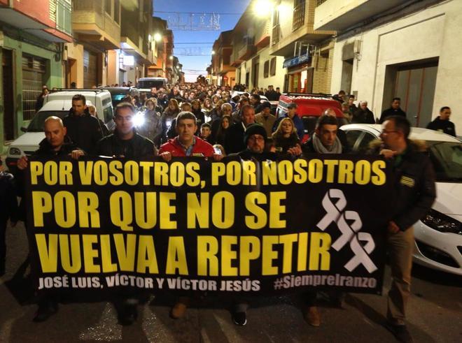 Continúan las discrepancias por la actuación de la Guardia Civil en el triple asesinato de Teruel