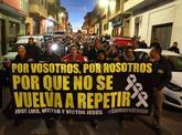 Concentración ciudadana en recuerdo a José Luis Iranzo.