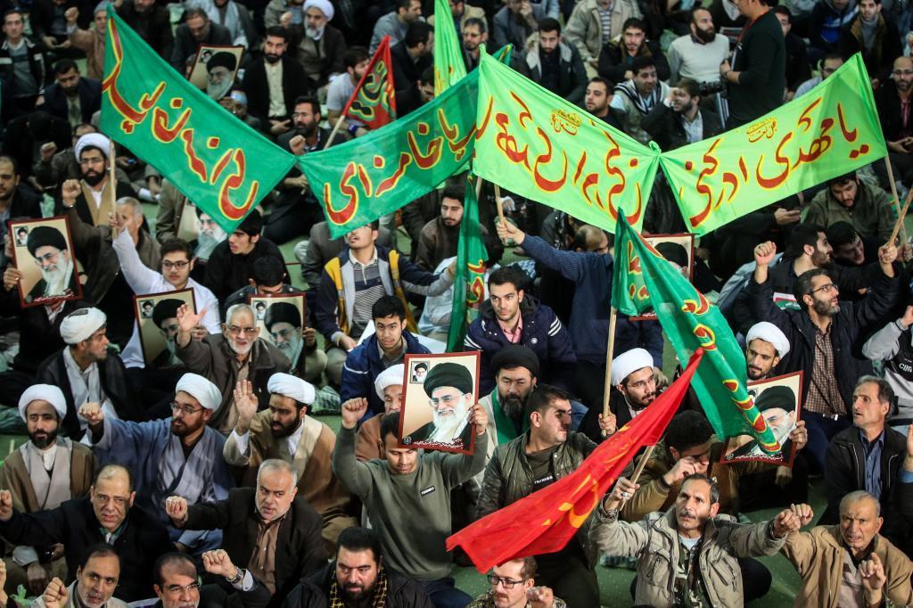 Irán en crisis