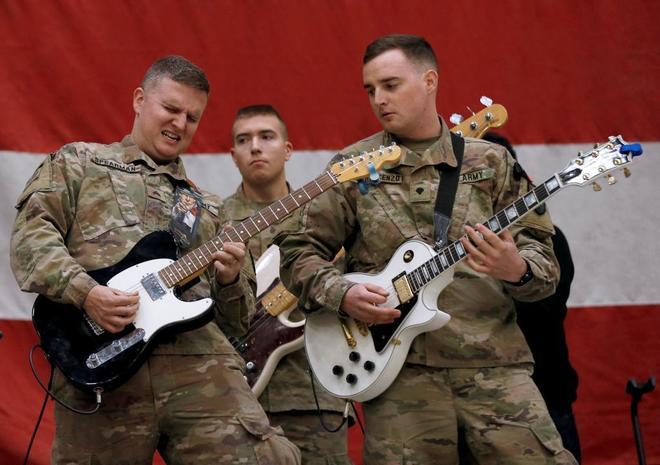 Las Fuerzas Armadas de Estados Unidos aceptarán transexuales desde el 1 de enero