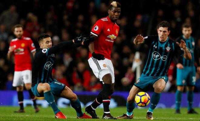 El egoísmo de Pogba arrebata la victoria al United