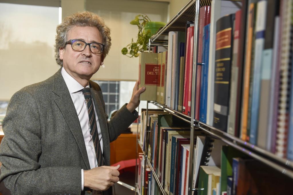 Tomás Arrieta, presidente del Consejo de Relaciones Laborales.