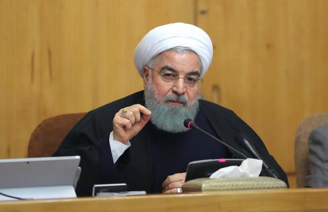 Rohani asume las críticas pero rechaza la violencia