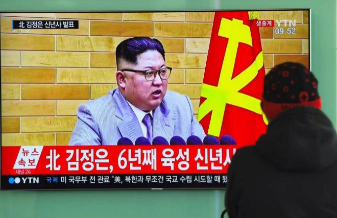 Kim Jong-Un abre la puerta al diálogo con Corea del Sur en el discurso de Año Nuevo
