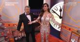 Cristina Pedroche y Alberto Chicote, en las campanadas de Antena 3.