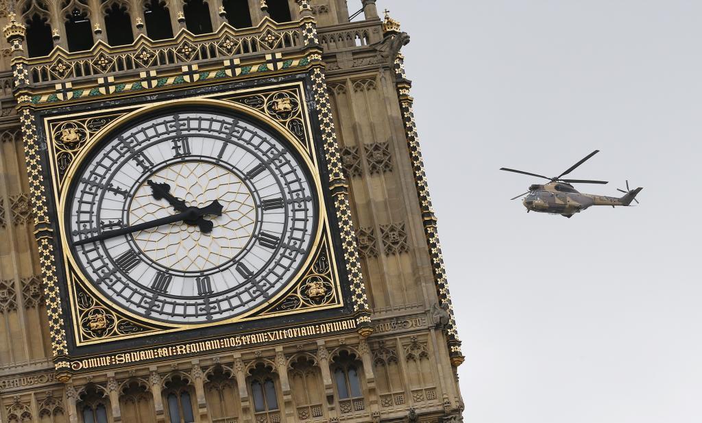 Londres cierra el