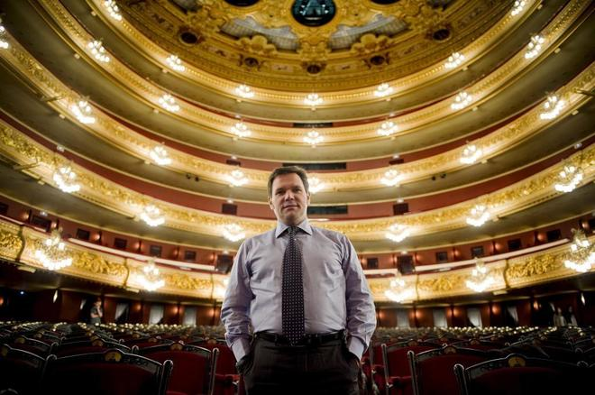 Roger Guasch abandona la dirección del Liceu