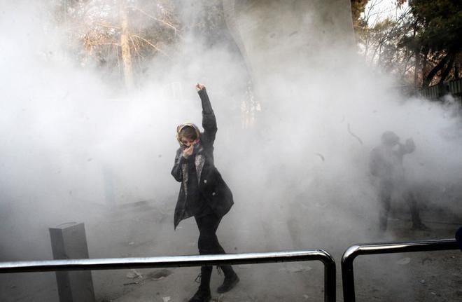 Sólo por Irán