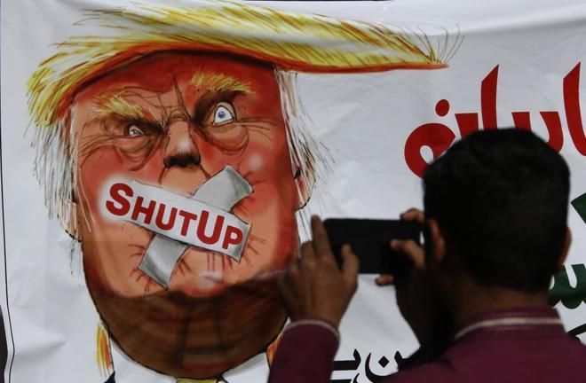 ¿Qué se esconde detrás del ataque de Donald Trump a Pakistán?