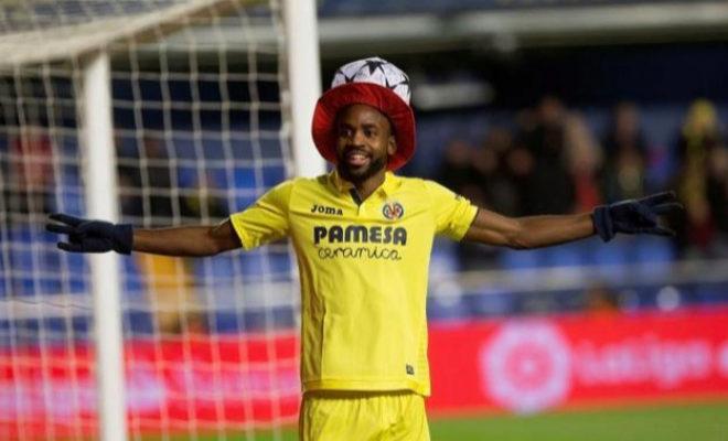 Bakambu deja el Villarreal para fichar por Beijing Guoan chino