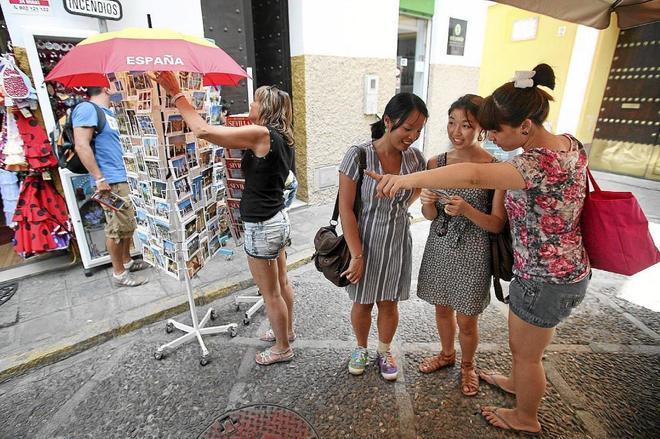 Cataluña pierde peso en el gasto de los turistas extranjeros en España