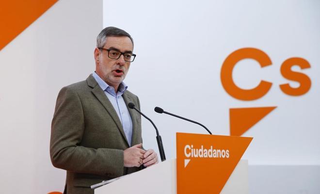 Ciudadanos condiciona el apoyo a los Presupuestos a que el PP expulse a Pilar Barreiro