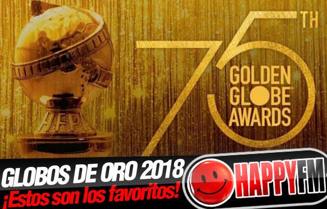 Globos de Oro 2018: Los favoritos para hacerse con los premios más importantes en cine
