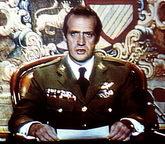El Rey da su mensaje durante el golpe de Estado del 23-F
