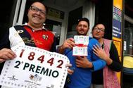 Los agraciados con 750.000 en la lotería de 'El Niño'