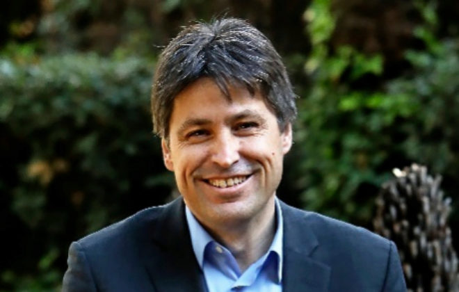 José Rosiñol, presidente de Societat Civil Catalana