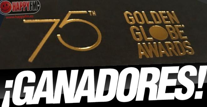 Lista completa de ganadores de los Globos de Oro 2018