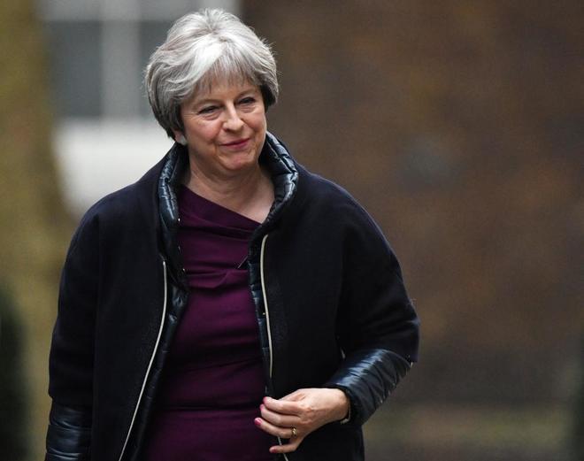 Theresa May nombra al ex ministro para Europa, David Lidington, como su 'mano derecha'