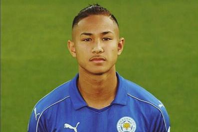 El millonario Faiq Bolkiah, con la elástica del Leicester City