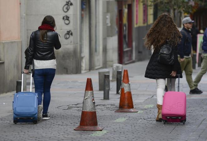 Sólo seis multas a pisos turísticos en tres años y medio en la Comunidad de Madrid