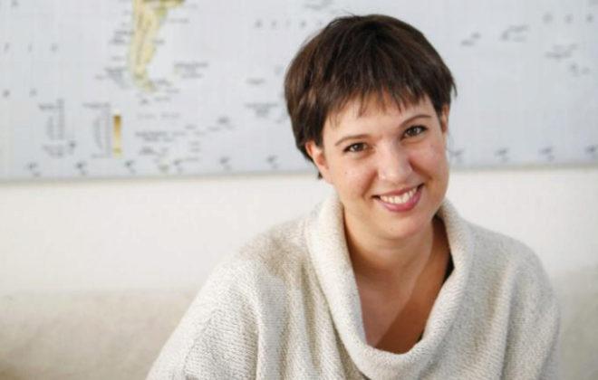 Beatriz Talegón, en una imagen de archivo