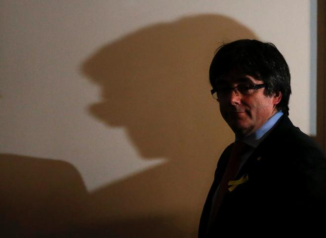 Carles Puigdemont,en una foto de archivo