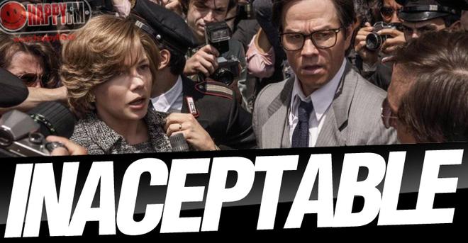 Los sueldos de Michelle Williams y Mark Wahlberg en 'Todo el dinero del mundo' demuestran que Hollywood no está cambiando