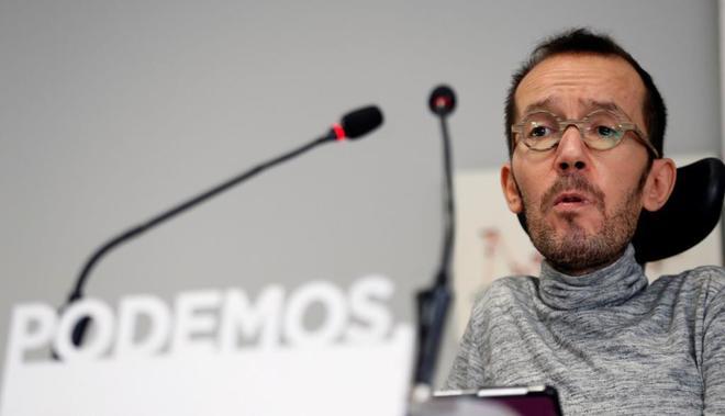 Podemos no hace autocrítica y culpa a los medios de comunicación de su fracaso en Cataluña