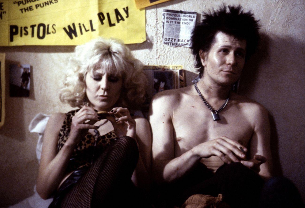 Un repaso a los últimos años de Sid Vicious, líder de Sex Pistols...
