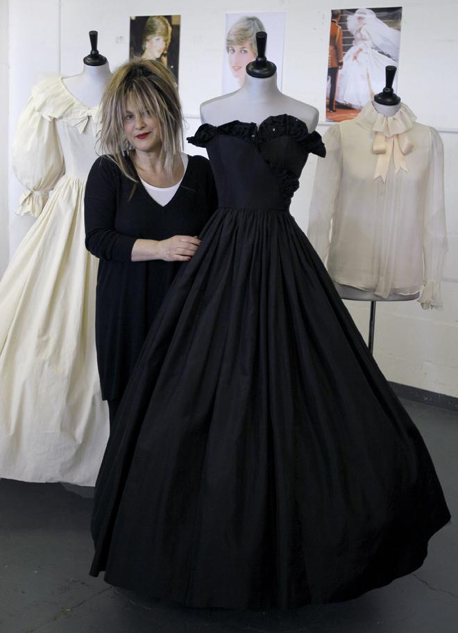 Fotos del vestido de novia de lady di