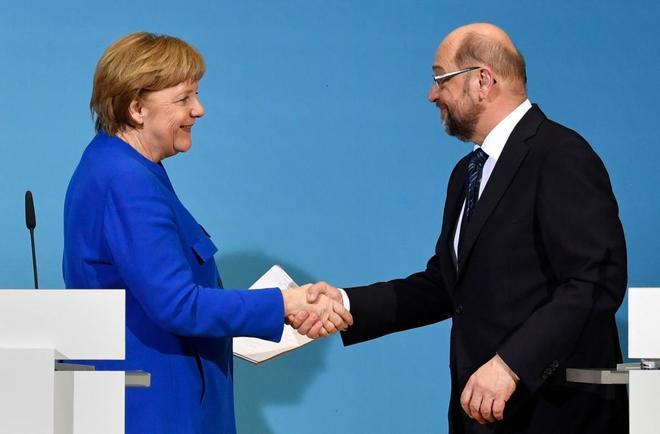 Las claves del preacuerdo en Alemania