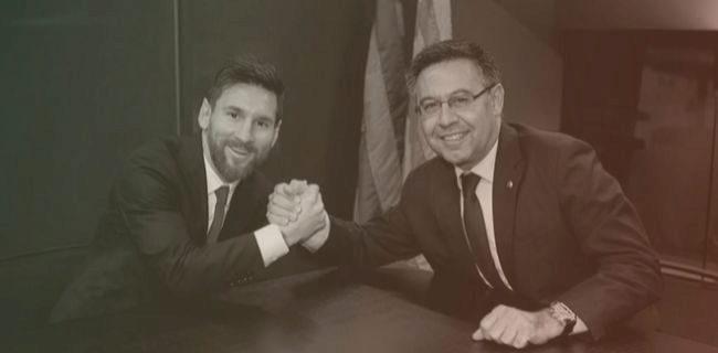 Hacienda investiga los pagos del Barcelona a la Fundación Messi