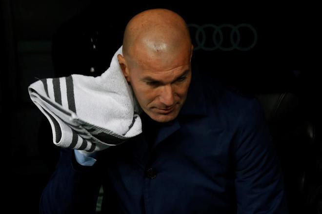 Zidane: dimisión o dimisión