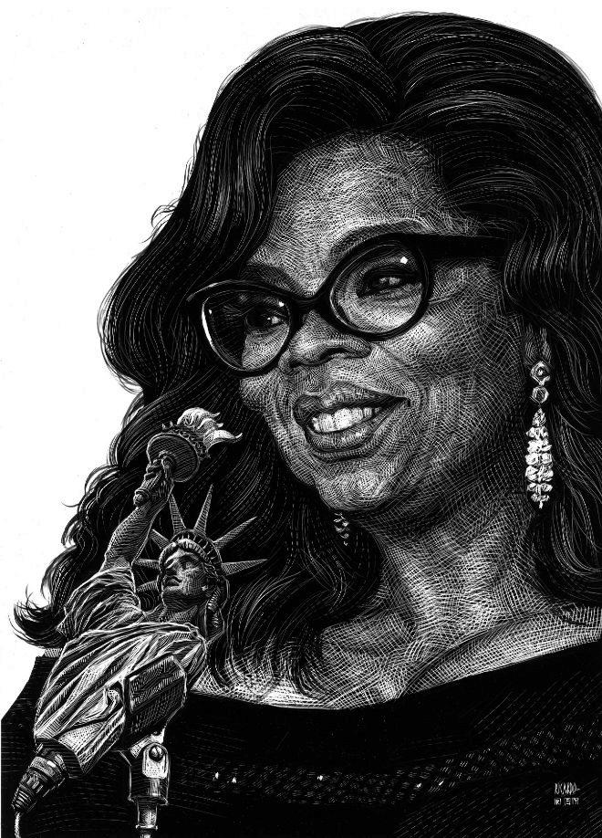 El sueño de Oprah