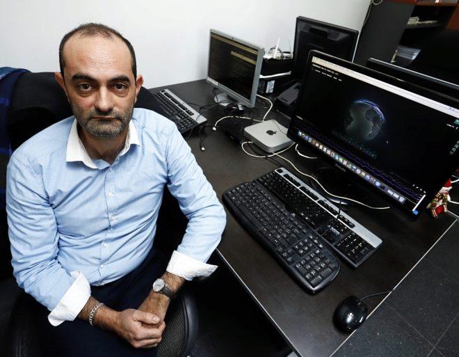 El fundador de Intec y experto en ciberseguridad, Juanjo Fuster.