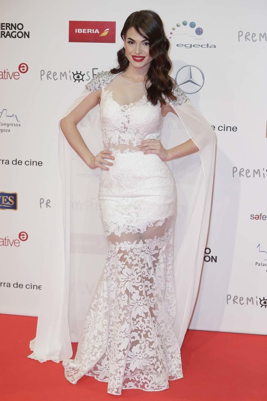 Carmen Muñoz, actriz a quien se ha relacionado con el jugador del...